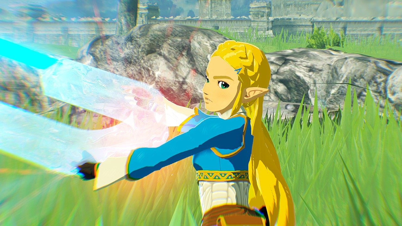 Hyrule Warriors Age Of Calamity Will Be Bigger Than Breath Of The Wild