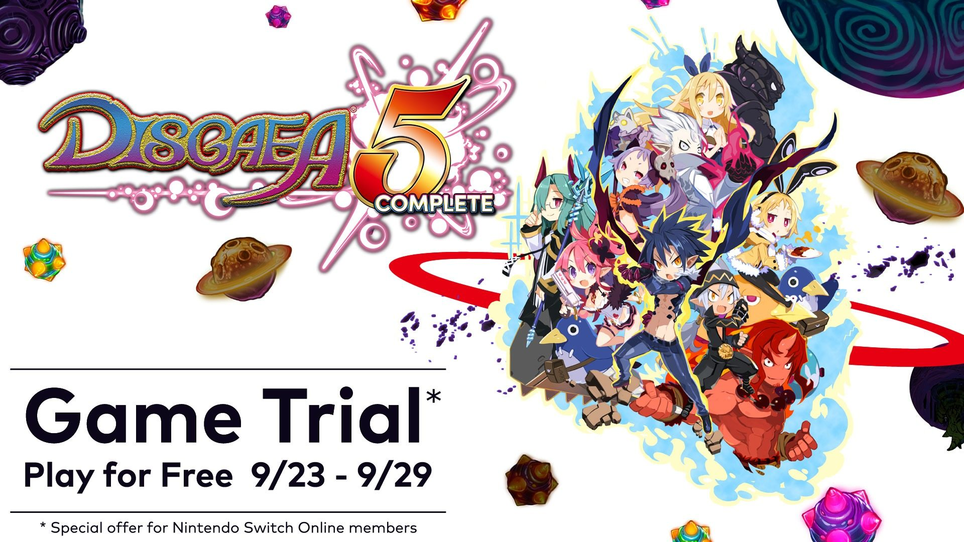Disgaea 6: Defiance of Destiny Coming to Nintendo Switch Summer 2021