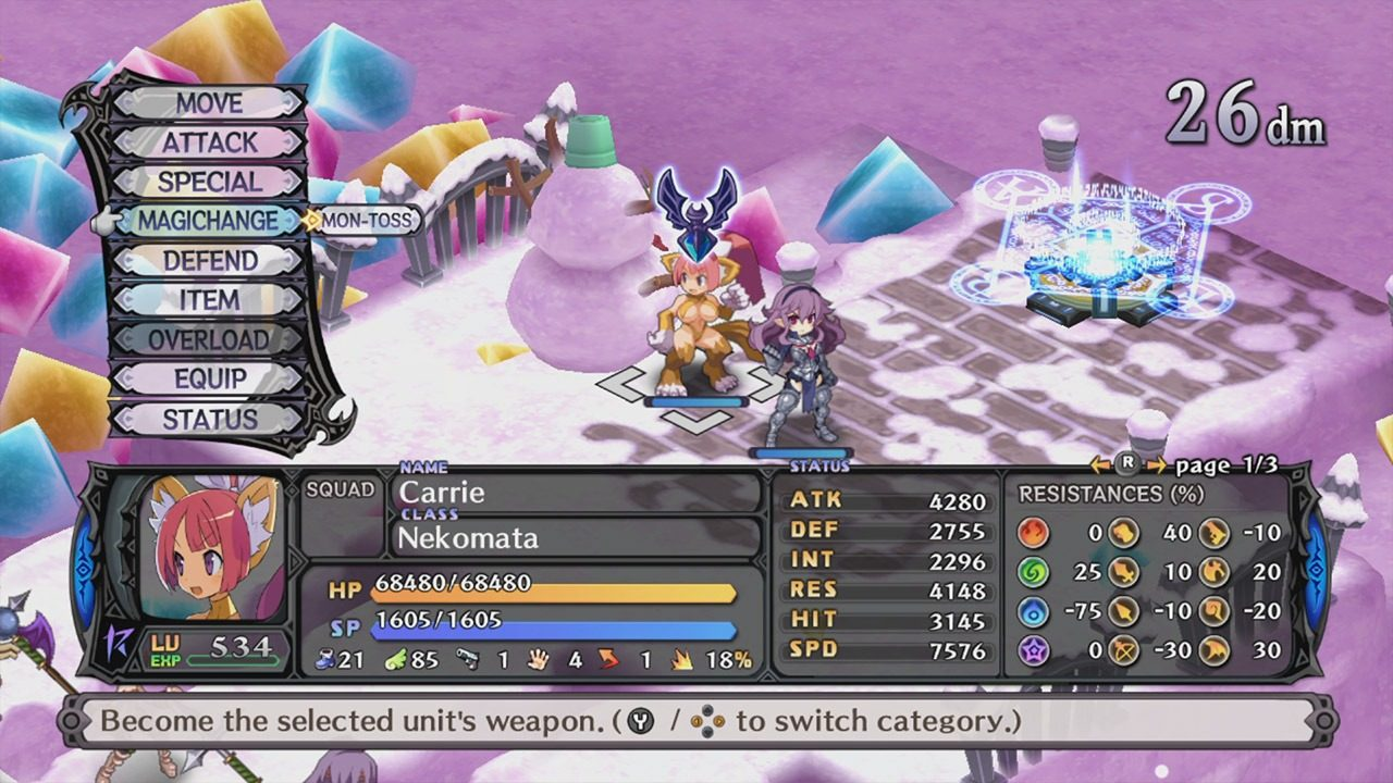 Disgaea 6 Coming to Switch Next Year