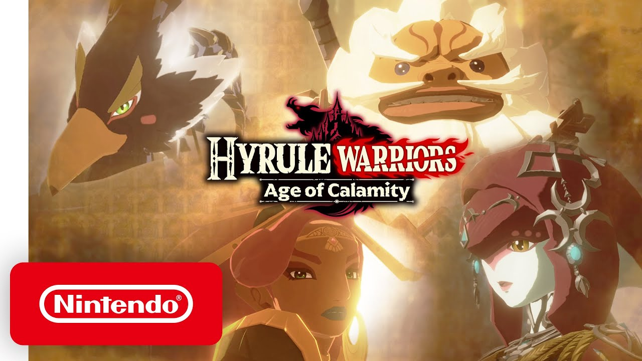 Nintendo Confirms New Playable Character For Hyrule Warriors Age Of Calamity