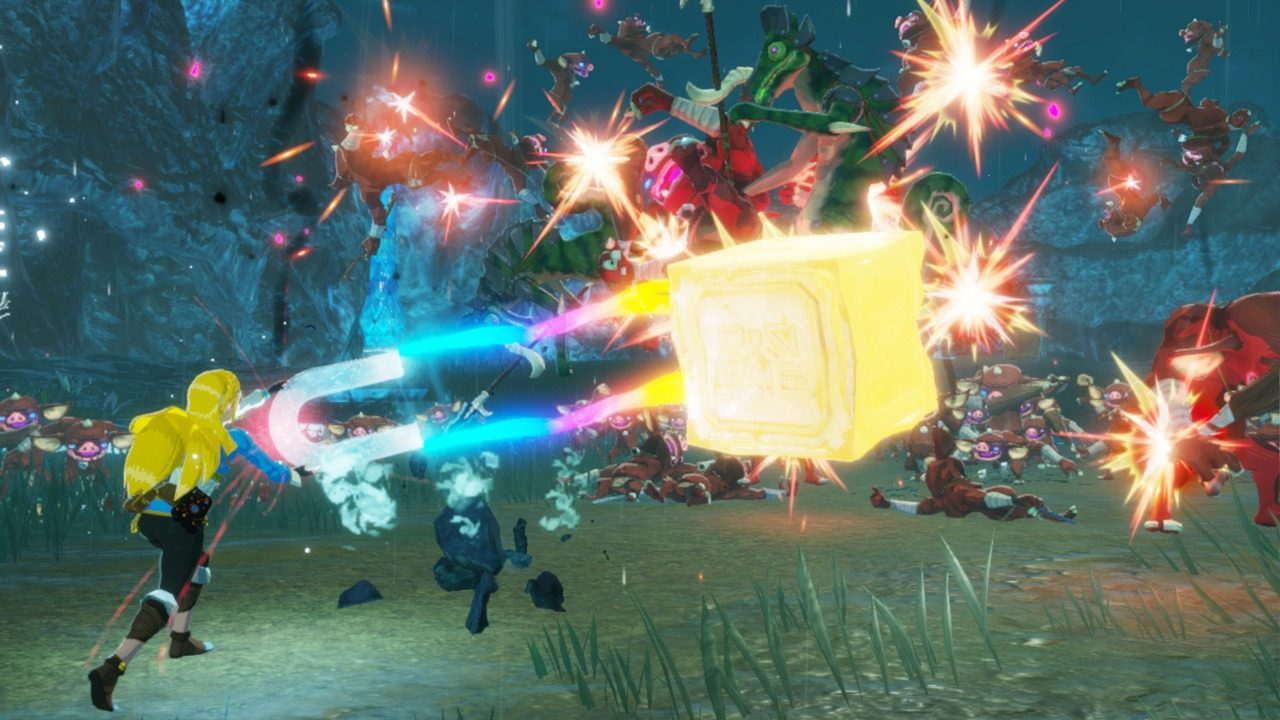 New Leaks Say That Hyrule Warriors Age Of Calamity Might Be Getting A Nintendo Switch Demo